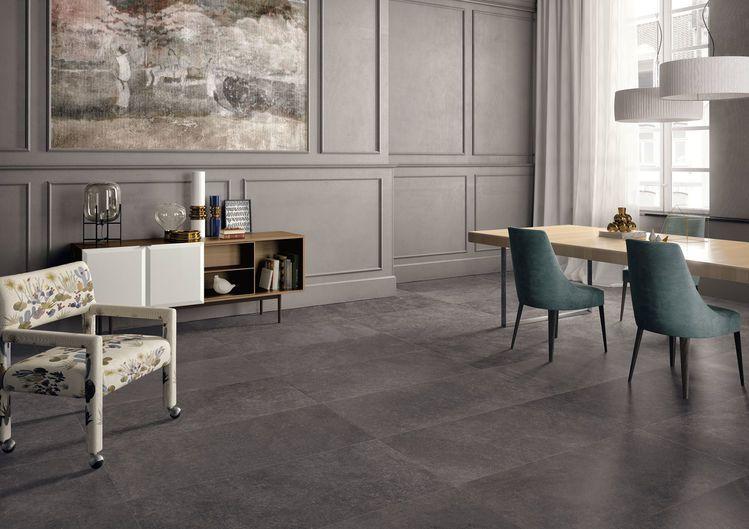 Pavimenti in gres porcellanato effetto pietra ceramiche keope