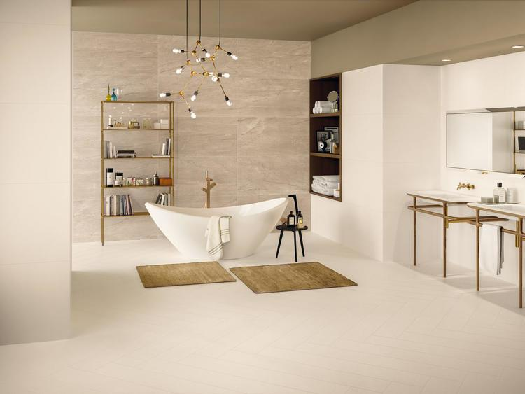 Mattonelle bagno color tortora. marvelstone with mattonelle bagno
