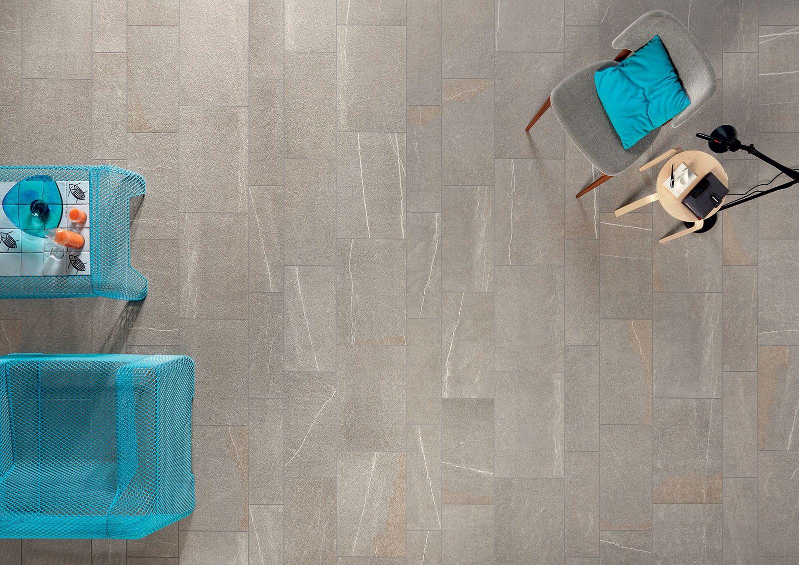 Gres porcellanato effetto pietra in out smart ceramiche keope